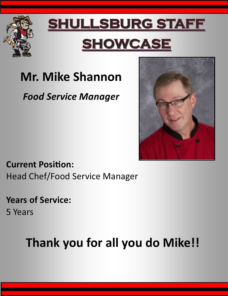 Staff Showcase