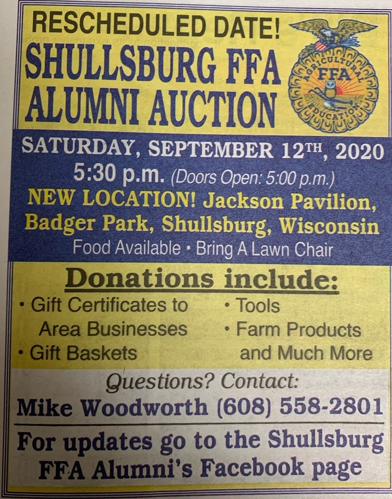 Alumni Auction